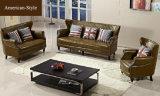 Amerikanische Art-Retro Freizeit-Hotel-Sofa