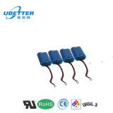 高品質18650 3.7V 4400mAh 1s2pのリチウムイオン電池