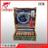 Tapa china que vende la máquina de juego de fichas