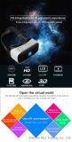 Изумлённые взгляды стекел разыгрыша фактически реальности Immersive 3D Vr видео- неразъемные