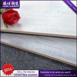 2016 горячее сбывание белое керамическое 250× 750 плитка стены плитки Inkjet строительного материала 3D керамическая