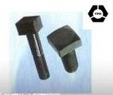 Schrauben des Hex Kopf-DIN7990 mit Stahlkonstruktionen