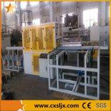 Máquina de perfuração em linha do Trunking do cabo do PVC