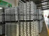 Планки новых отверстий стальные для ремонтины