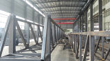 Изготовление заварки ферменной конструкции стальной структуры