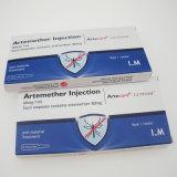 Anti-Malaria Injectie van Lumefantrine Artemisinin Artemethe 80mg