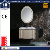 Лоск высокого качества покрасил установленный стеной блок тщеты ванной комнаты