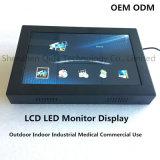 12inch LCD/LEDの開いたフレームのモニタLCDの表示