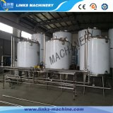 Système de traitement des eaux pour l'usine inférieure d'investissement