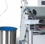 Máquina obrigatória dobro/espiral semiautomática de fio