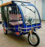 E-Rickshaw Electronic Battery Passenger Tricycle para Bangladesh