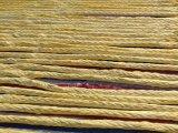 Le polyéthylène ultra élevé de poids de Molecolar Ropes la corde d'amarrage