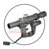3-9X24 Óptica Tactical Millitary Standard Airsoft Hunting Riflescope for Outdoor