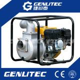 High Flow 6.5HP Gasolina Motor 2 polegadas bomba de transferência de água