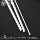 Asta cilindrica di ceramica Rod dell'allumina Polished 4mm di elevata purezza 2mm 3mm