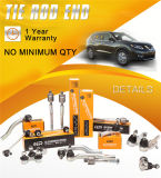 Embout à rotule de relation étroite de pièces d'auto pour Nissans Tida C12 48520-3dn1a