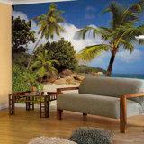 最上質価格の壁カバーの景色の塗られた壁の壁画を比較しなさい