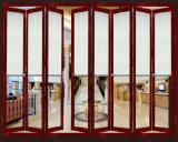مصنع [ديركت بريس] ألومنيوم ينزلق فناء أبواب بالجملة مع [رولّينغ شوتّر]