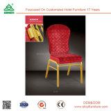 Hölzerner Entwurf, der Stuhl-Esszimmer-Stuhl-Hotel-speisenden Luxuxstuhl speist