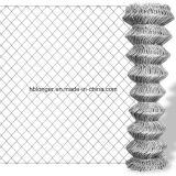Горяч-Окунутая гальванизированная ячеистая сеть загородки ячеистой сети звена цепи/диаманта