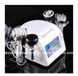 El vacío portable de la cavitación del RF que adelgaza la máquina para la pérdida entera del peso corporal y el ajuste de la piel tienen martillo caliente y frío para el cuidado de la cara