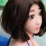 Neue heiße reizvolle Silikon-Geschlechts-Puppe des Feld-132cm feste