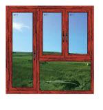 China-beste Aluminiumfenster-Entwurfs-Eintrag-Tür und Fenster-Tönung