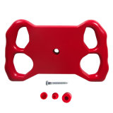Пластмасса ягнится игрушка рулевого колеса для всех видов селитебных спортивных площадок пользы