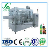 Linha de processamento Carbonated macia automática nova planta da produção da bebida