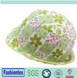 Шлем ведра младенца лета хлопка печатание цветков