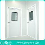 Двери чистой комнаты стали полные для еды или фармацевтических промышленностей