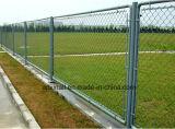 Heißer eingetauchter galvanisierter Wirbelsturm-Draht-/Kettenlink-Zaun-/Chain-Draht