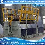최신! 회전 장을%s 전문화되는 CNC Machinefour 롤러 격판덮개 회전 기계, Nantong Factury Mclw12CNC-25X3000