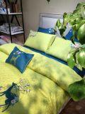 ホーム織物の寝室のための贅沢な寝室の寝具セット