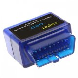 OEM OBD2 Hulpmiddel van de Adapter Bluetooth van het Kenmerkende Hulpmiddel Elm327 van de Auto het Auto Kenmerkende OBD2 voor Androïde
