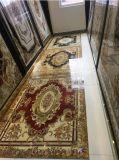 Azulejo de suelo decorativo de cerámica de la sala de estar y del hotel como alfombra