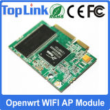 Top-Ap01 Ralink Rt5350 Módulo de enrutador WiFi integrado para Smart Gateway con Ce FCC