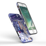Personalizzare la cassa stampata fumetto del telefono mobile per il iPhone