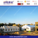 Neuestes Weiß Belüftung-Gewebe-permanentes Zelt Ramadan Hadsch-Zelt