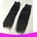 100% волос высокого качества Tanglefree малайзийских волос девственницы прямых