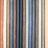 중국 도매 돋을새김된 2색조 효력 PU 모조 가죽