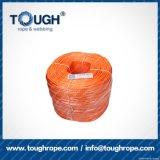 Fibra 100% resistente de Uhwmpe da corda da corda sintética do guincho Orange10mmx30m4X4