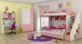 Moderna de madera linda de los niños dormitorio Juego de muebles