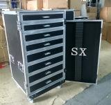 случай шкафа ящика 3u с переклейкой 12mm