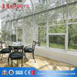 Sunroom de aluminio del vidrio Tempered del marco