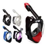 Venda seca do Ce FDA do mergulho da máscara do Snorkel da face cheia melhor em Amazon e em Ebay