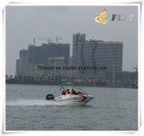 Barco de alta velocidad de la fibra de vidrio con el Ce aprobado