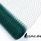 Sailin landwirtschaftlicher galvanisierter Huhn-Maschendraht mit ISO