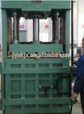 Impulsor hidráulico vertical de la prensa de la basura de la venta caliente