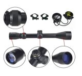 3-9X40ハンチングライフルのスコープの視力の光学R4レチクルのクロスヘア